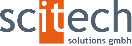 Scitech IT solutions GmbH Logo
