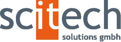 Scitech IT solutions GmbH Logo