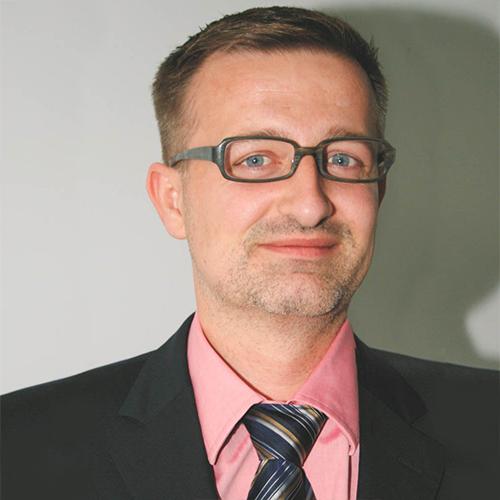 Sven Rudolph Leiter Consulting und Services der scitech